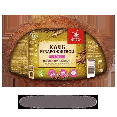 Хлеб бездрожжевой
